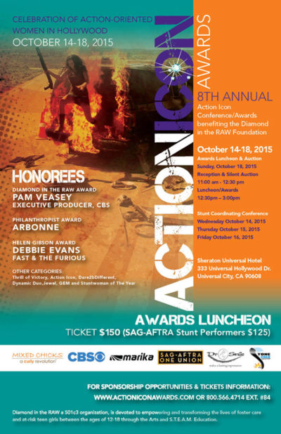 ACTION ICON AWARDS 2016